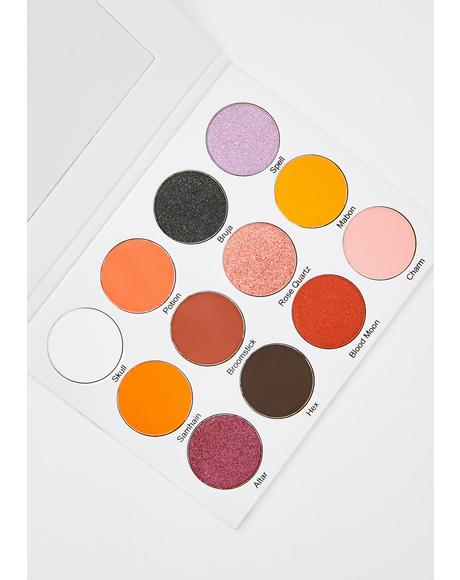 Unearthly Shadow Palette