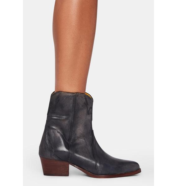 Free People New Frontier Western Boots