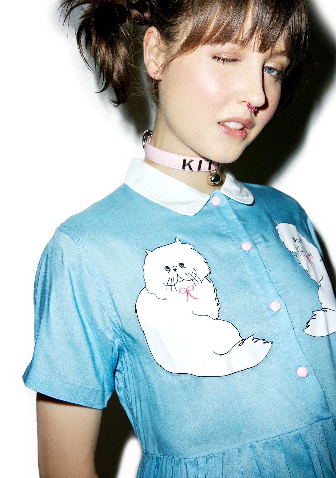 Lazy Oaf Kitty Friends Shirt