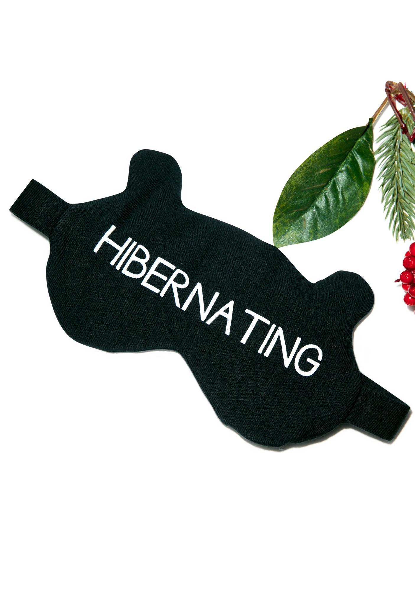 Wildfox Couture Hibernating Eyemask
