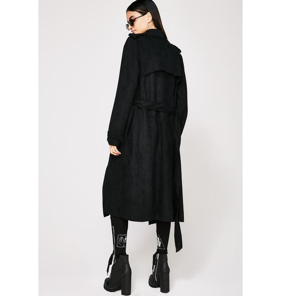 Under Cover Trench Coat