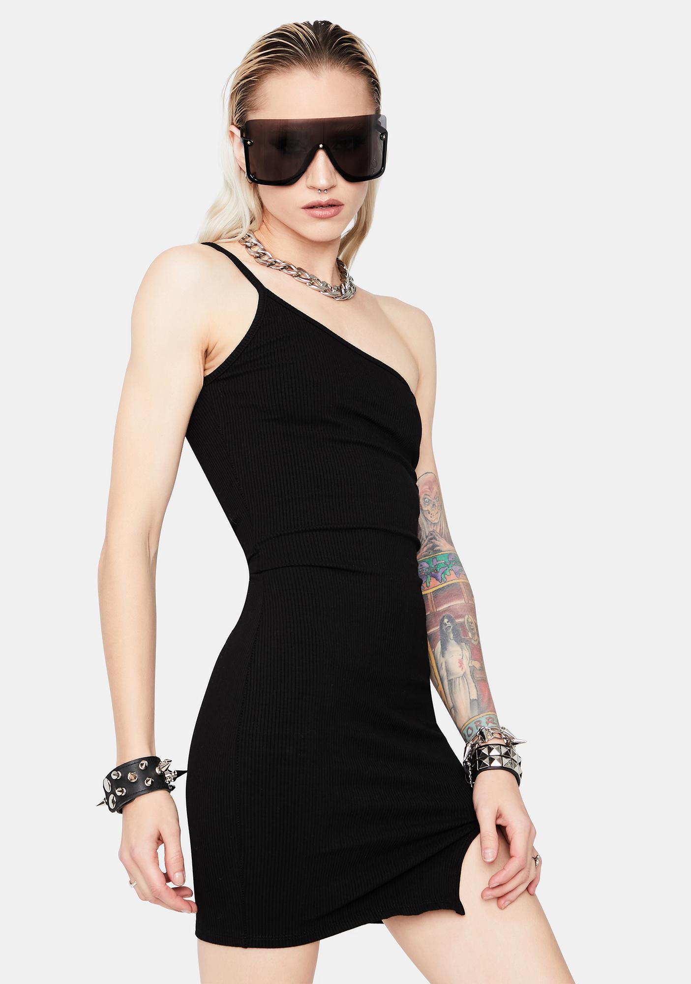 Always Crushin' Bodycon Mini Dress