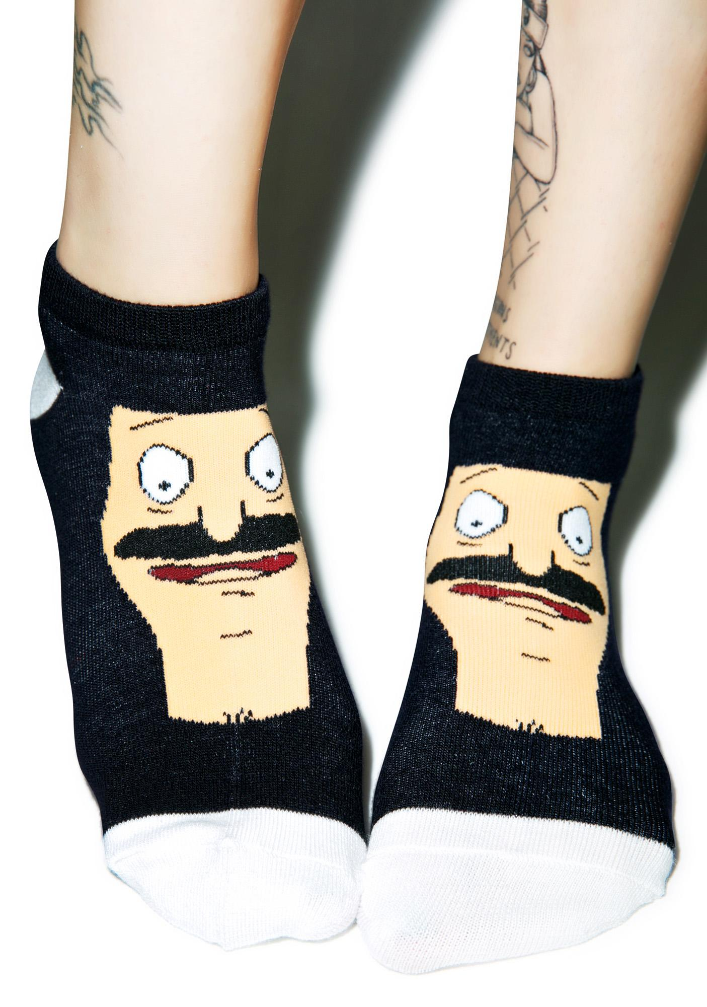 Burger Bob Sock Set