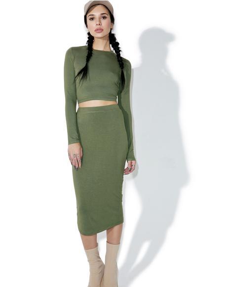 Swift Pencil Skirt
