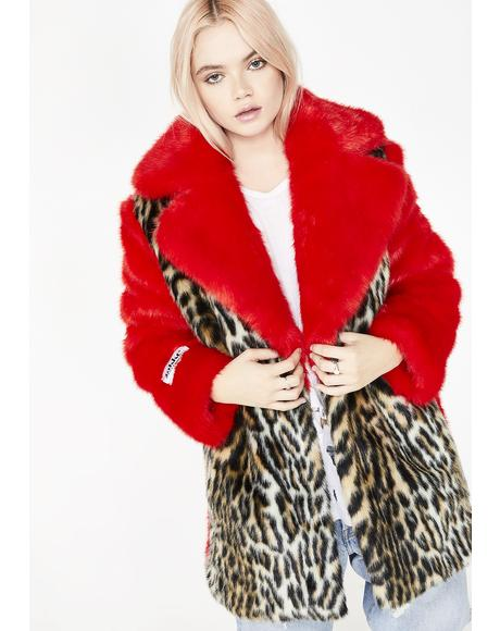 Love Sarah Coat