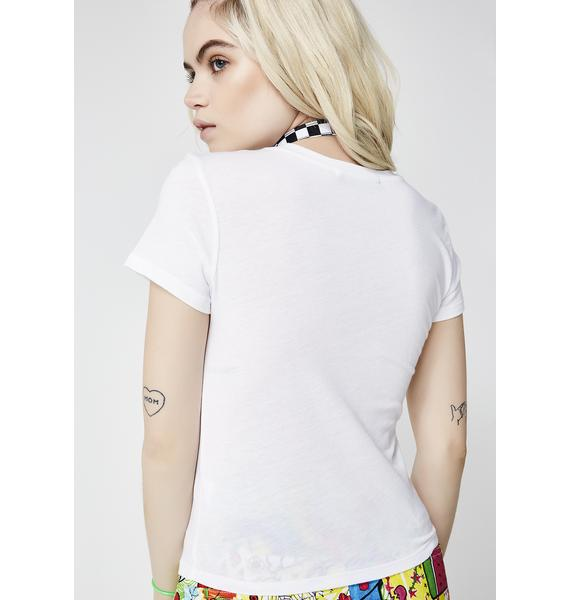 Not Interested Graphic Tee