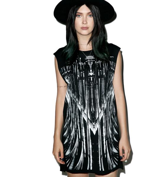 Widow Cathedral Muscle Tee