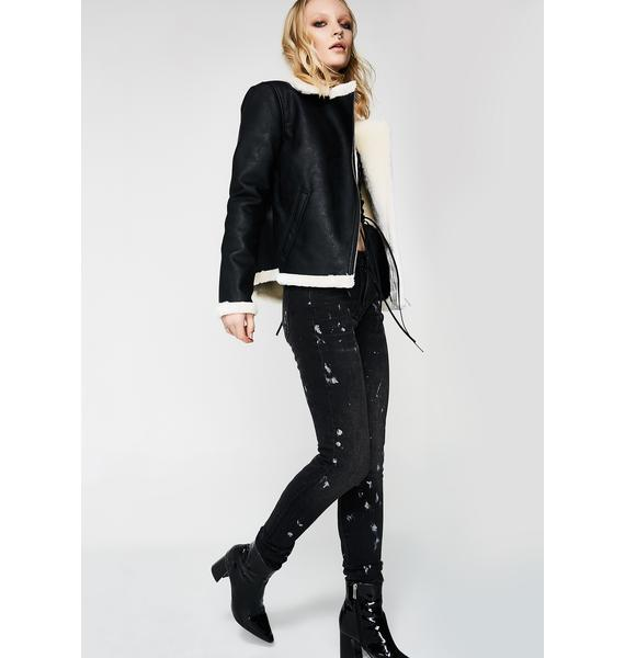 Cult of Individuality Gypsy High Rise Jeans