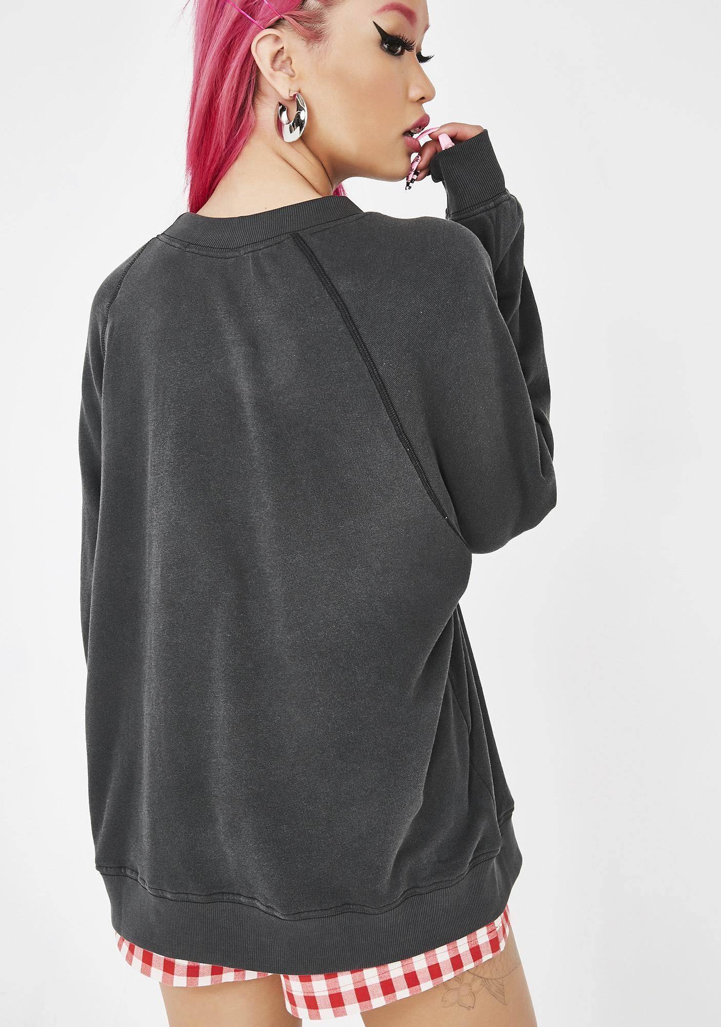 Wildfox Couture Shrooms Crewneck Sweatshirt