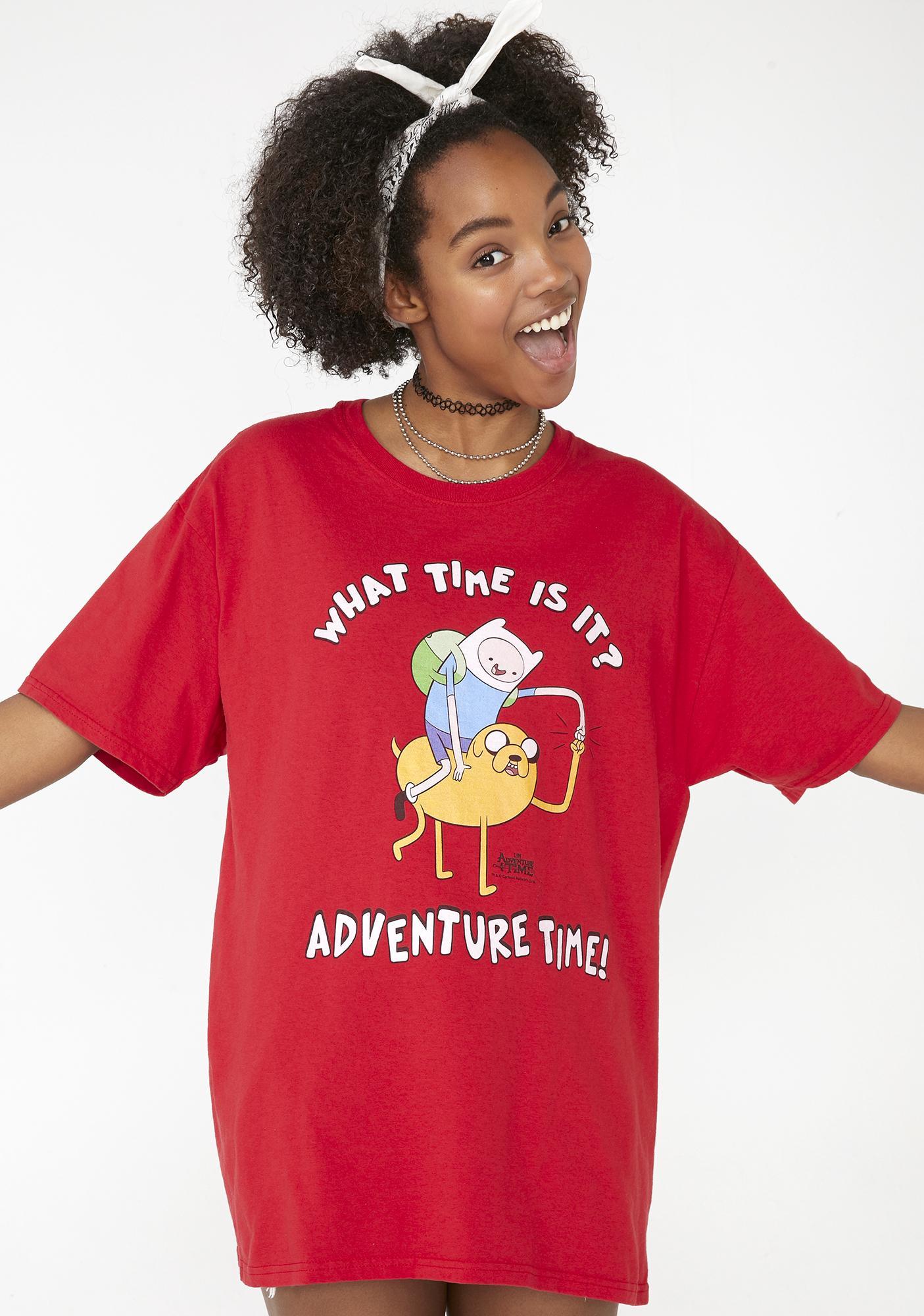 Adventurous Spirit Graphic Tee