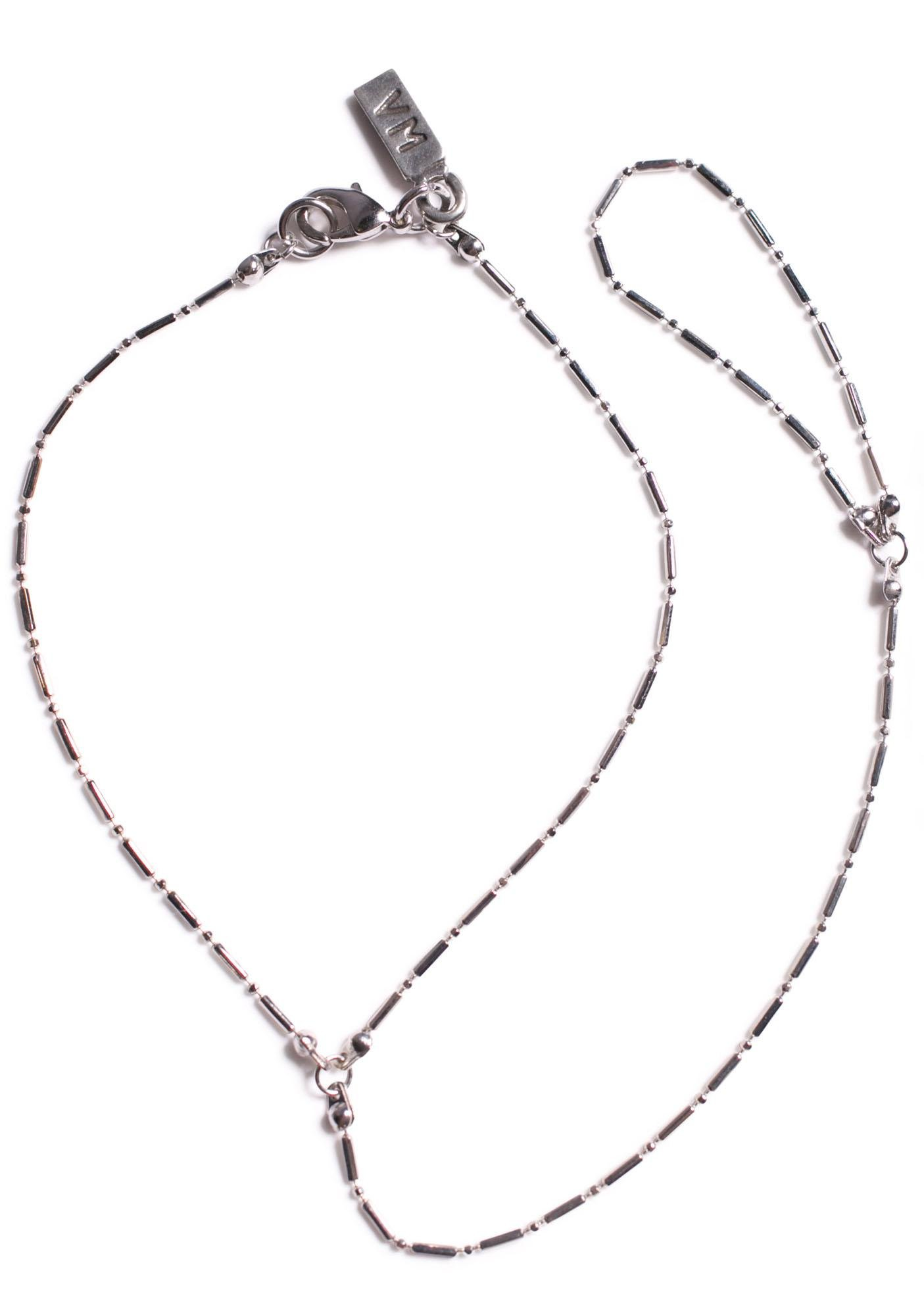 Vanessa Mooney The Anastasia Silver Handchain