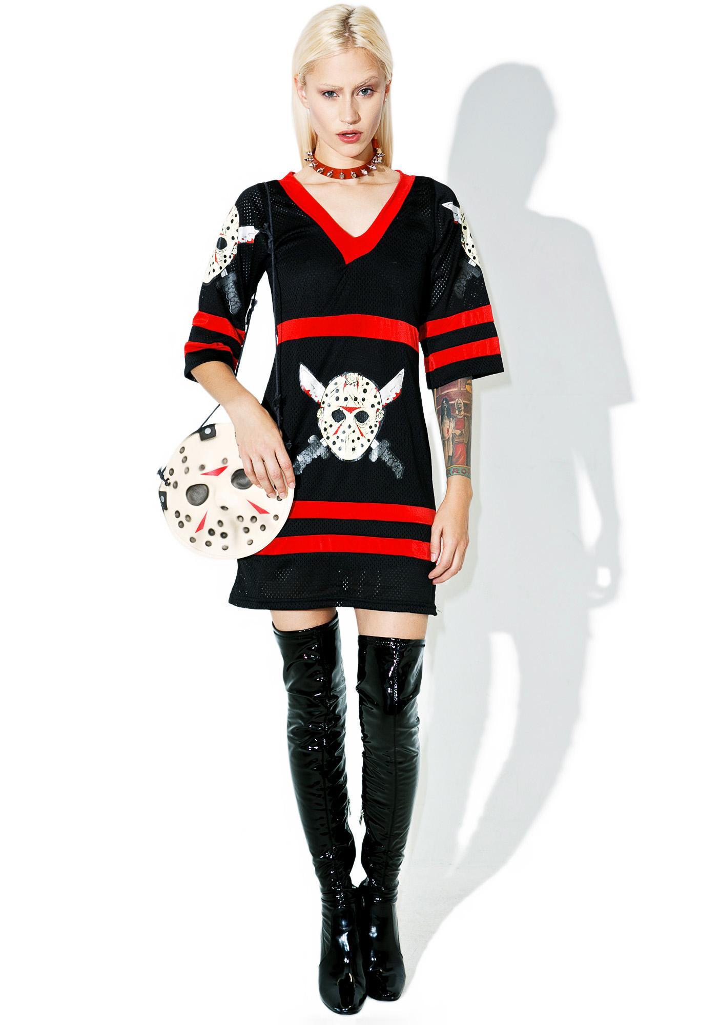 Mizz Voorhees Costume