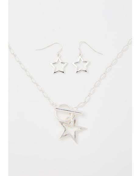 I'm The Star Jewelry Set