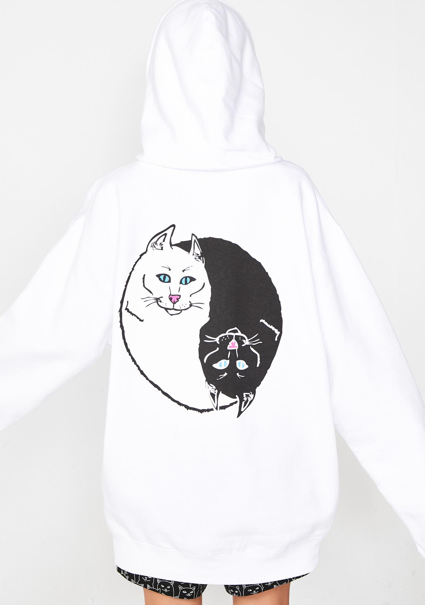 RIPNDIP Nermal Yang Pullover Sweater