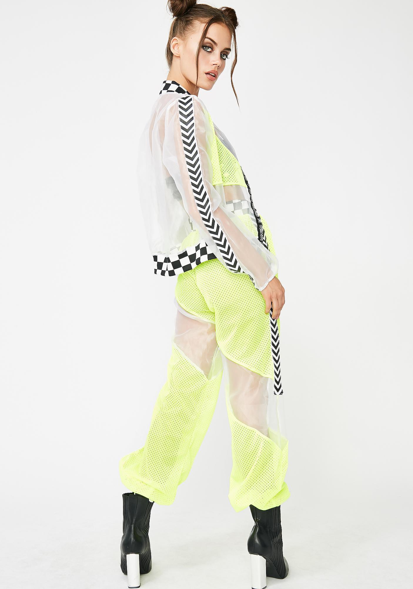 Acid Racer Jogger Set