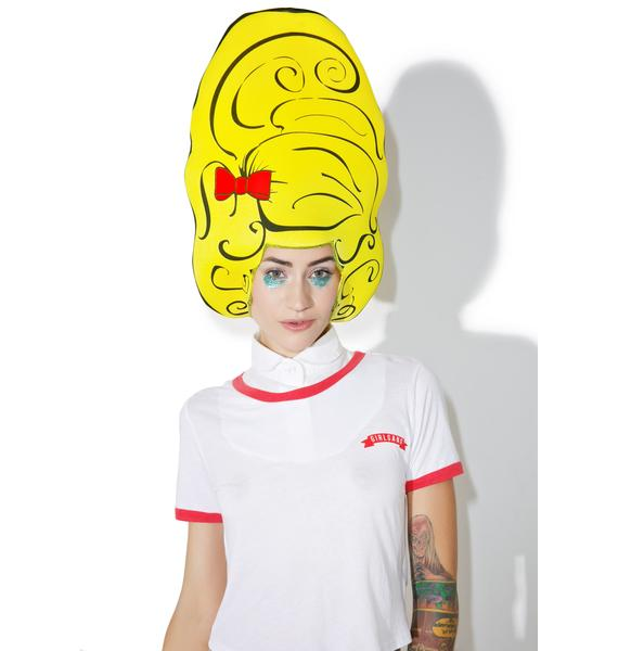 Betty Beehive Foam Wig