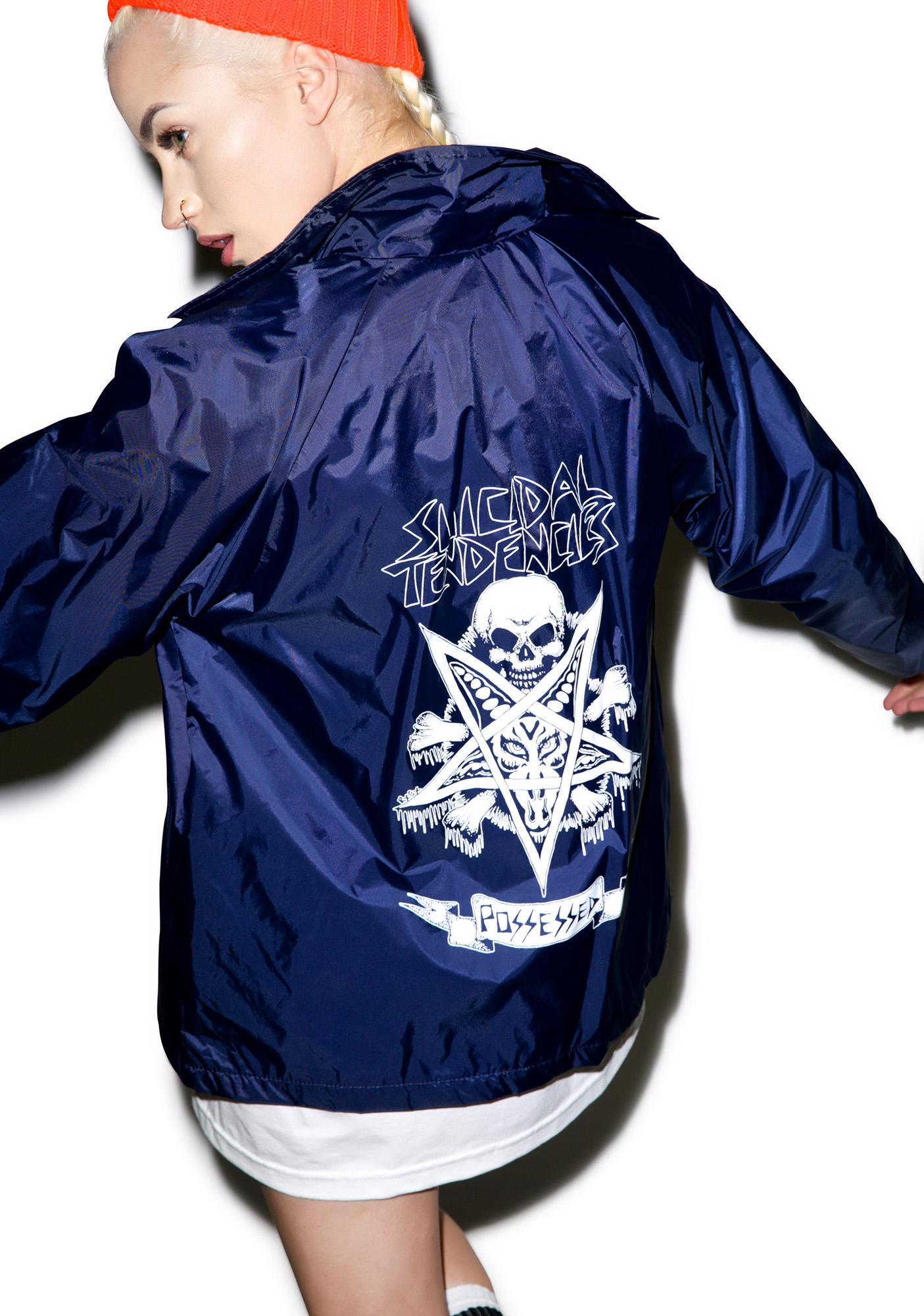 Suicidal Tendencies Possessed Windbreaker