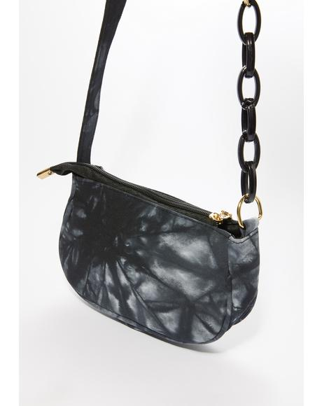 Wicked New Dawn Tie Dye Shoulder Bag