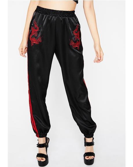 Dragon Track Pants