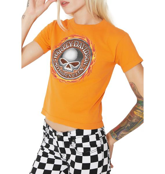 Vintage Harley Davidson Graphic Tee
