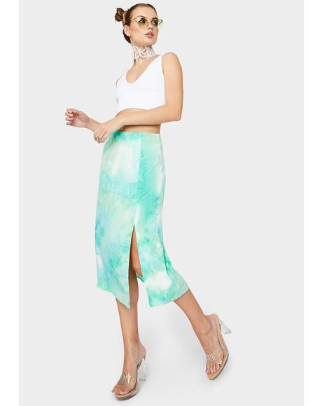 Josie Midi Skirt