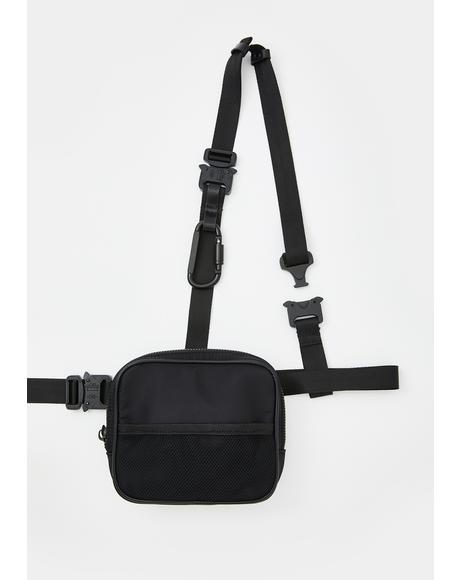 Pressed Utility Fanny Pack