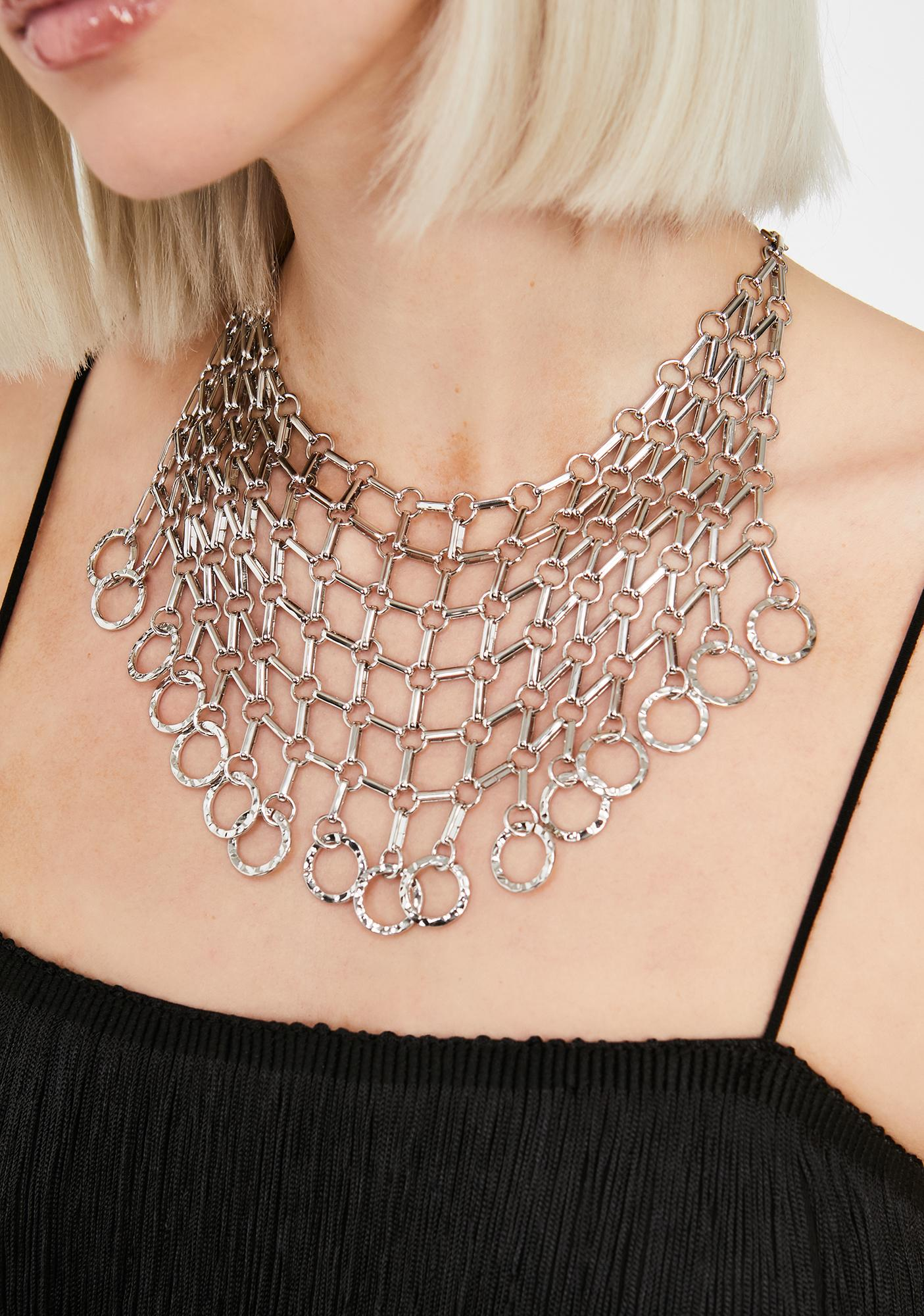Make A Statement Chain Necklace