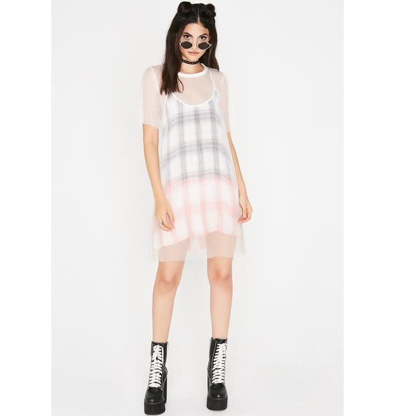 Never Cared Layered Dress