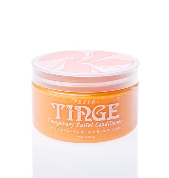 Tinge Pastel Peach Tinge Temporary Color Conditioner