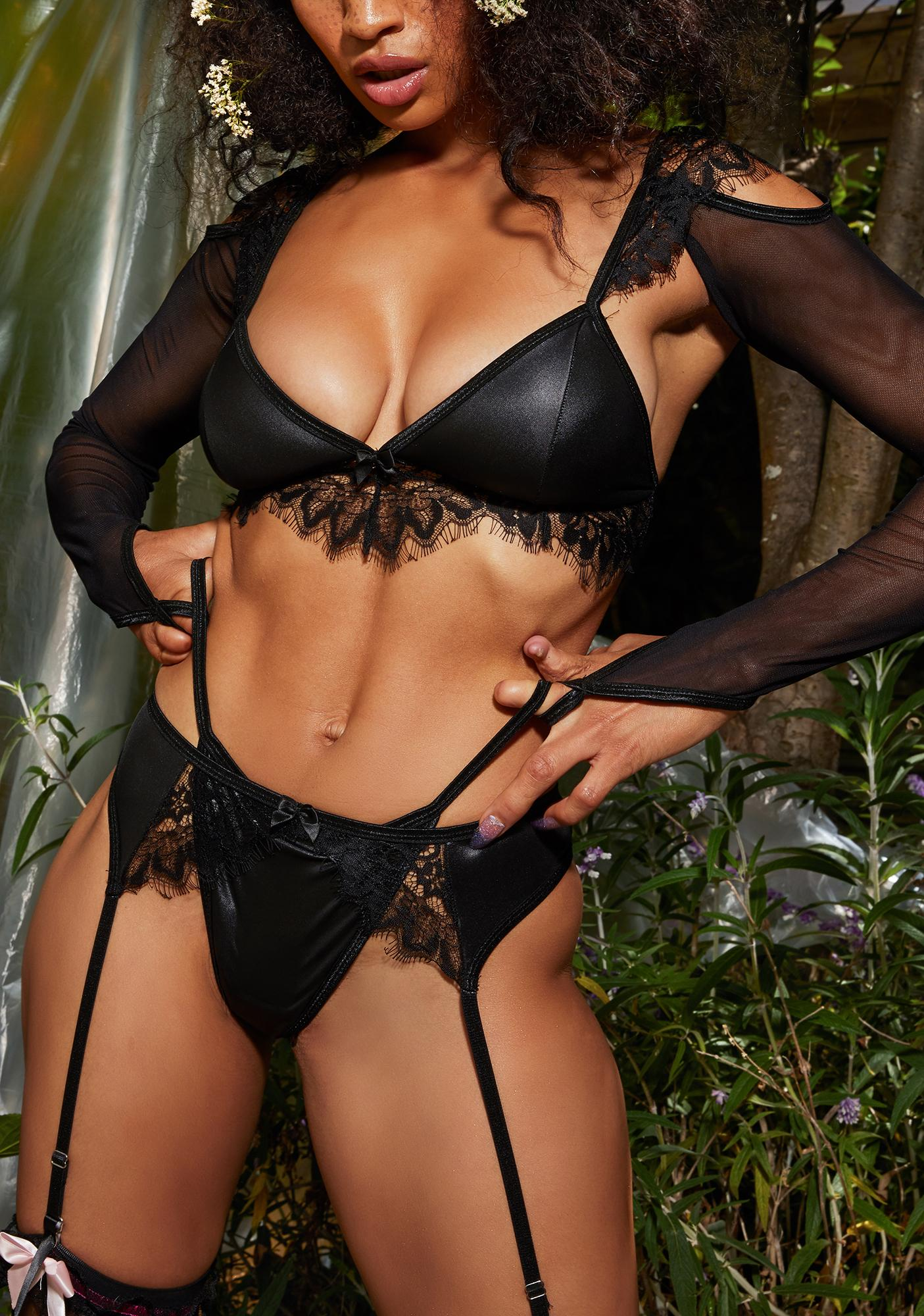 Sugar Thrillz Lost In You Lingerie Set