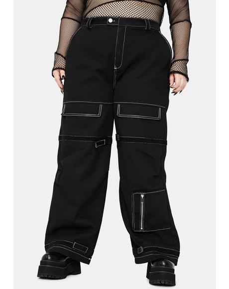 Let's Mob Up Cargo Pants