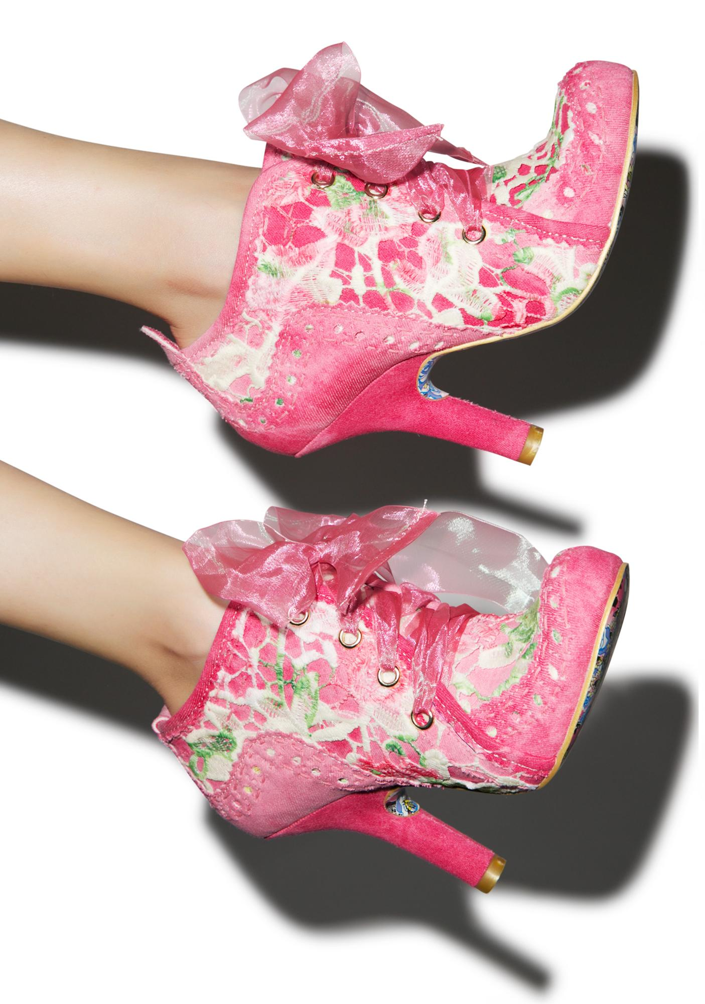 Irregular Choice Abigail's Party Bootie