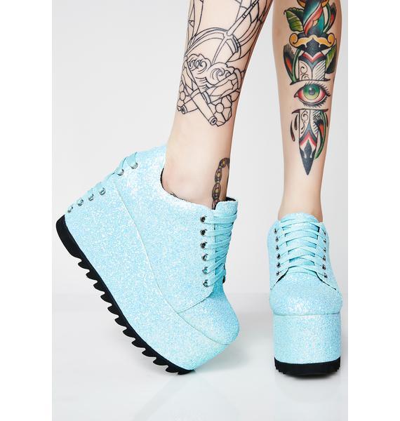 Club Exx Swt N' Sour Glitter Sneakers