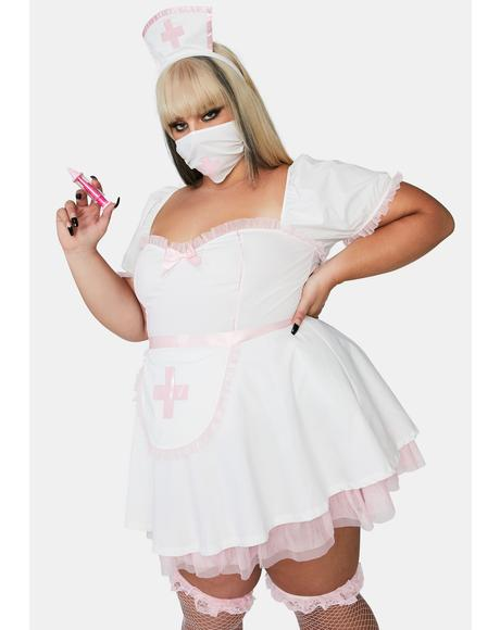 My Heart Healer Nurse Costume