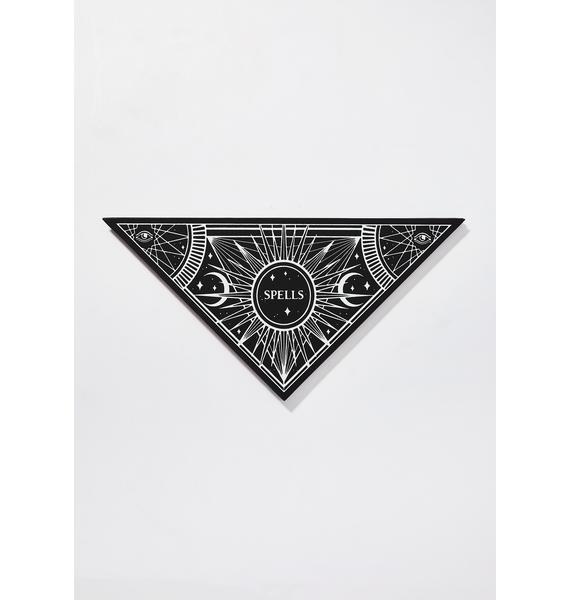 Killstar Codex Triangle Journal