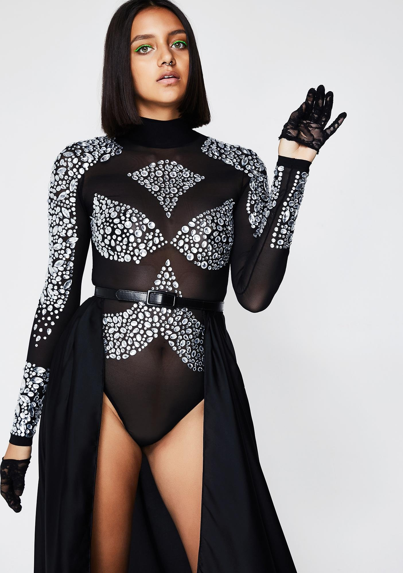Kiki Riki Keep It Fab Bodysuit