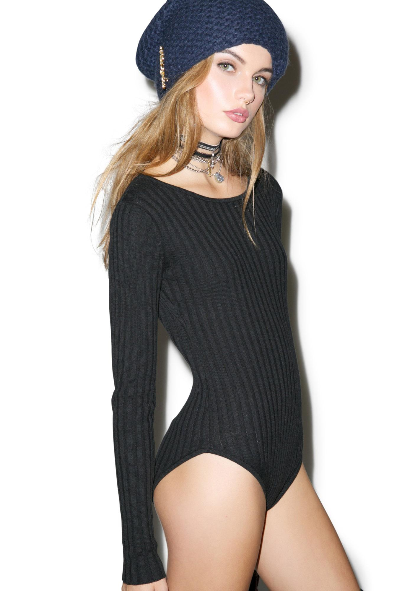 For Love & Lemons Back to Basics Bodysuit