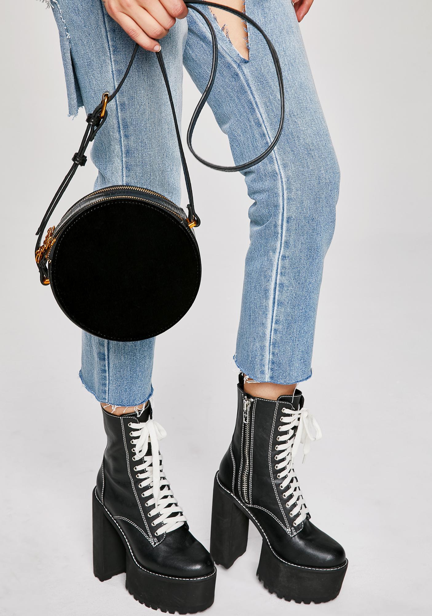 Round Town Circle Bag