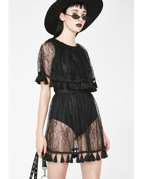 Shake Shake Senora Lace Dress