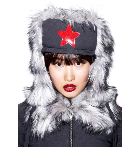 J Valentine Toy Soldiers Hat