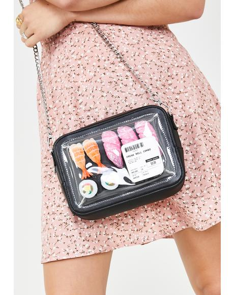 Freak Roll Combo Crossbody Bag