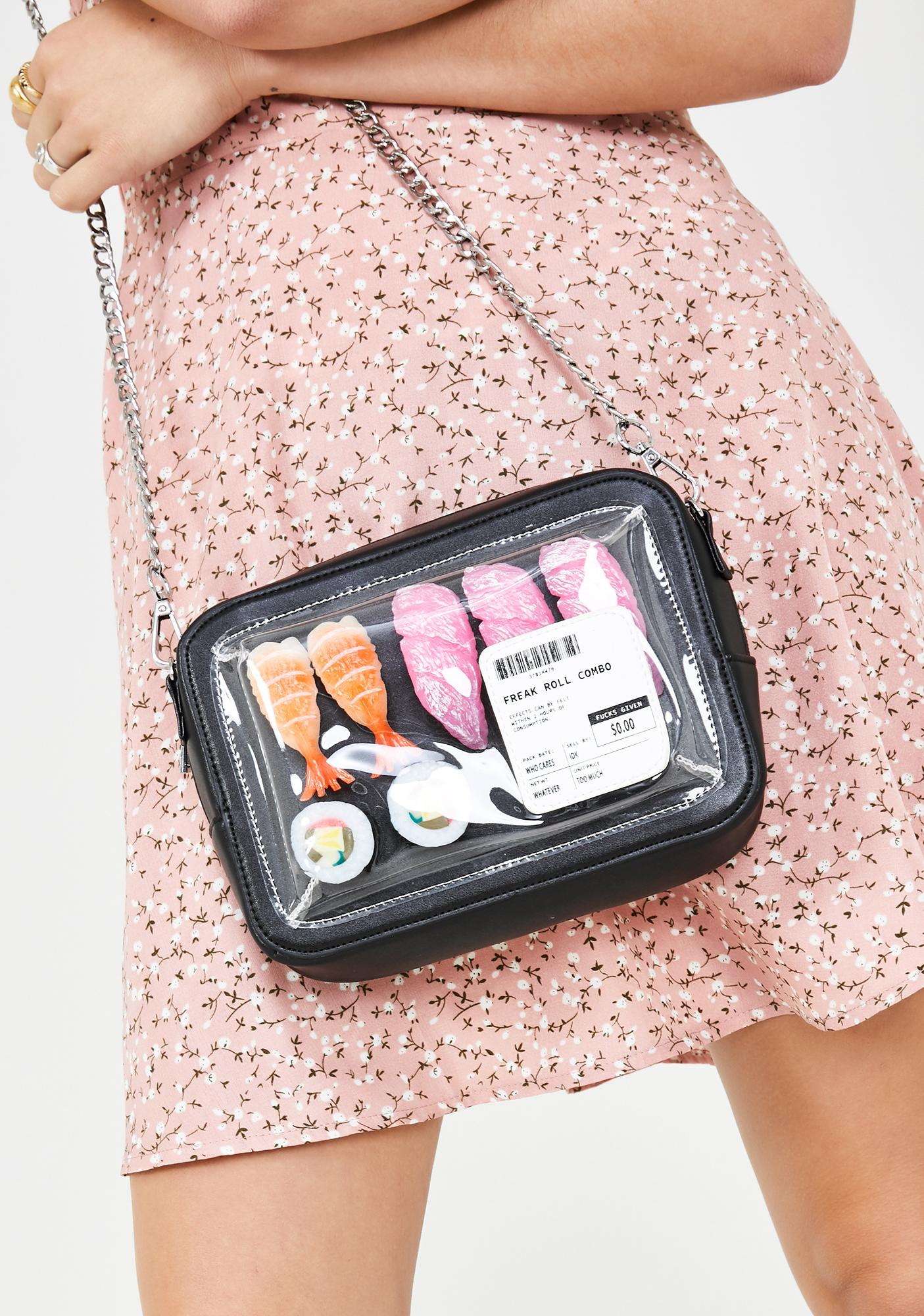 Current Mood Freak Roll Combo Crossbody Bag