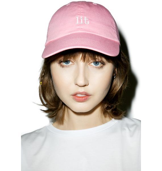 Lit Dad Hat