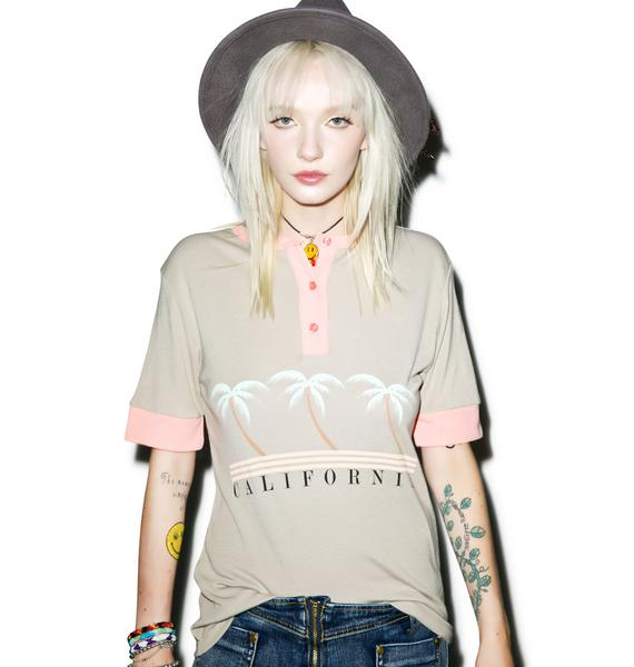 Wildfox Couture California Retro Raglan