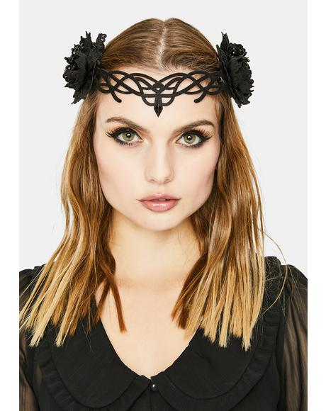 Wicked Wraith Gothic Headband