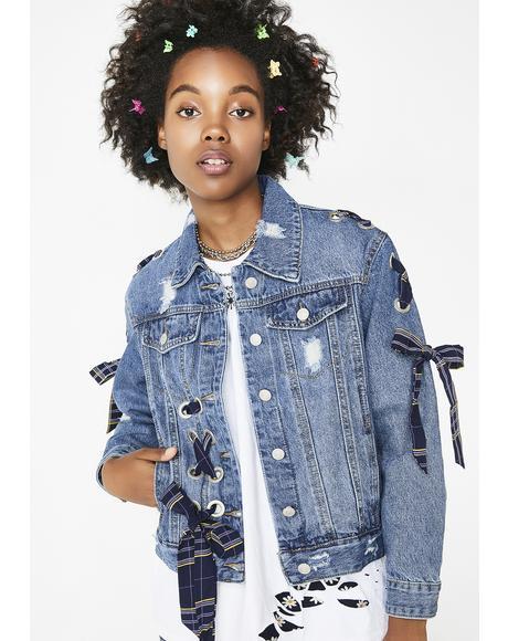 Straight Laced Denim Jacket