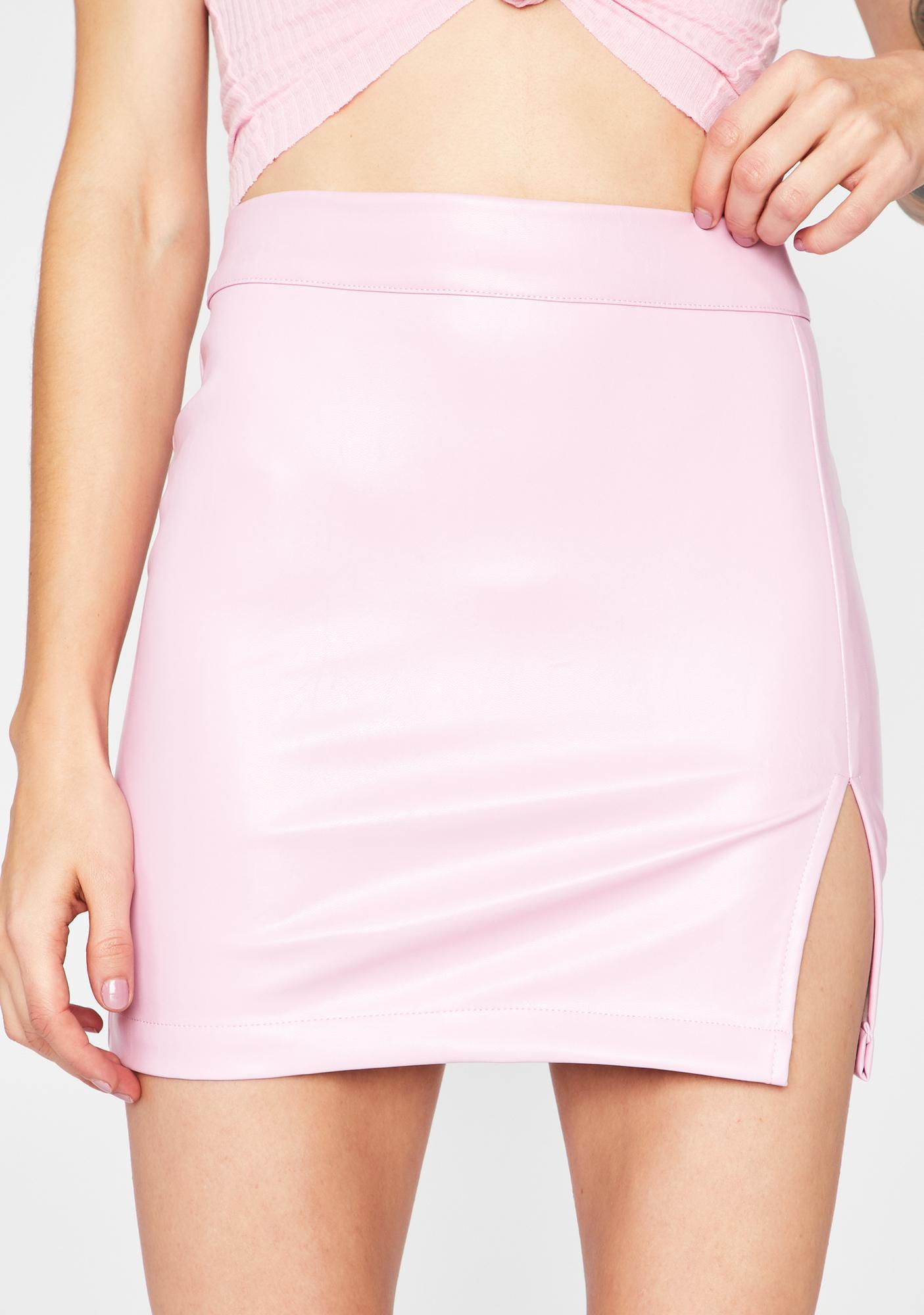 Baby Baddie Vibes Mini Skirt