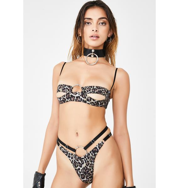 The End Lingerie Bootylicious High Waist Thong
