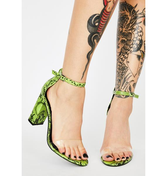 Mojito The Hill Block Heels