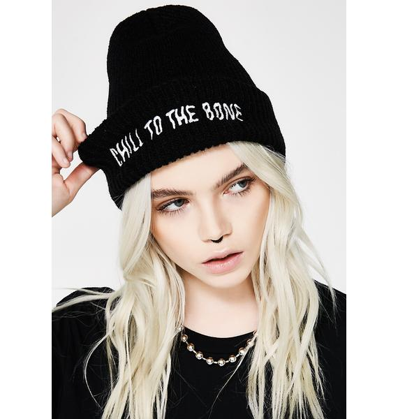 Slushcult Chill To The Bone Watch Cap